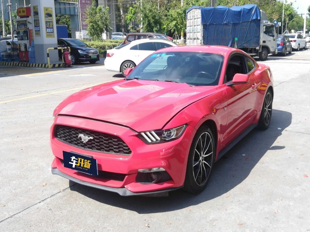 进口福特 Mustang 2015